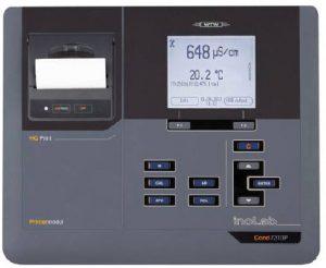 德国WTW inoLab® Cond 7110实验室台式电导率测试仪