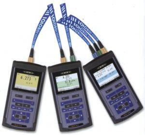 德国WTW MultiLine® IDS系列便携式多参数测量仪