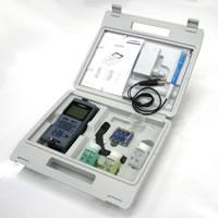 德国WTW-水质分析仪 便携式pH测试仪Multi 3410 IDS