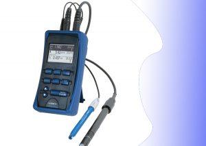 德国WTW Multi 350i手持式PH-溶解氧-电导率测试仪