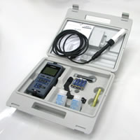 德国WTW Oxi 3210手持式溶解氧测定仪 溶氧仪