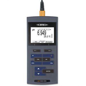 德国WTW-水质分析仪pH 3310 IDS便携式数字化酸度计