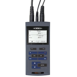 德国WTW pH-Cond 3320型pH-电导率测量仪