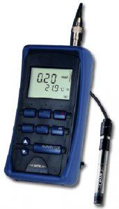 德国WTW-水质分析仪pH-ION 340i手持式PH-ISE测试仪